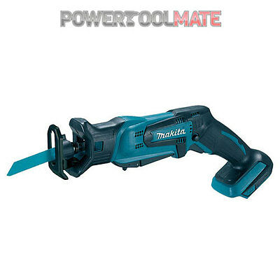 Makita 18V DJR183Z Cordless Reciprocating Saw Tool-Less Blade Clamp Body Only