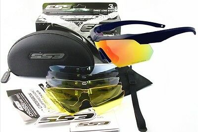 Ess Crossbow / ESS ICE Brillen Tactical Armee Bullet Proof Goggles Sunglass