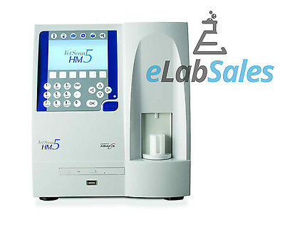 2012 Abaxis Vetscan Hm5 Veterinary Hematology Blood Analyzer Cbc Rbc
