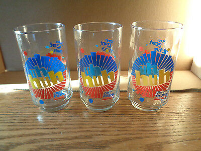 3 - Vintage Diet Pepsi - You got the Right one baby - Drinking Glasses