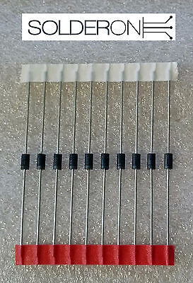 10pcs 1N5819 Schottky Diode 40V 1A DO41 - AU STOCK