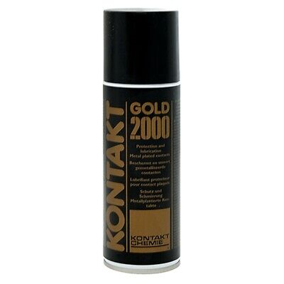 Gold 2000  Goldpflegespray 200ml Spray von CRC Kontakt-Chemie
