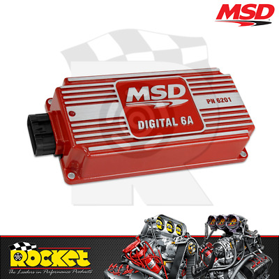 MSD Digital 6A Ignition Control - MSD6201