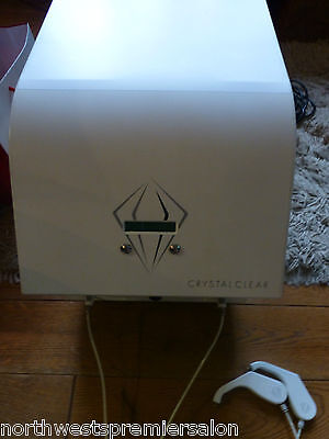 Crystal Clear  Oxygen Machine Beauty Salon Equipment. See Also Microdermabrasion