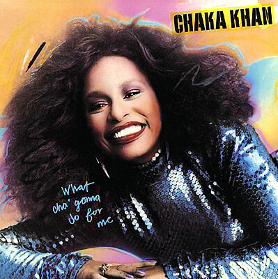 "CHAKA KHAN What Cha' Gonna Do for Me 12"" 180G Vinyl LP - NEW & SEALED  MOVLP1486"