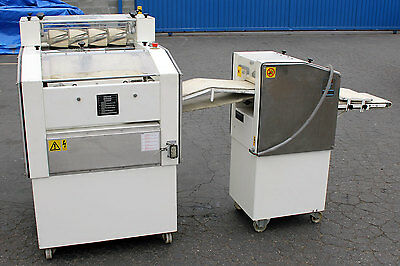 DO-SYS TG18 Croissant Machine Meccanica Lirion SN: 376