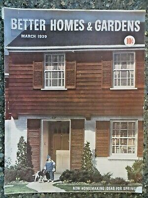 Homes Gardens Magazine March 1978 Style Design Fashion