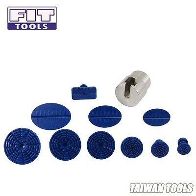 FIT Adaptor + 10 PCS Small Glue Pads Kit for our Air Pneumatic Hose Dent Puller