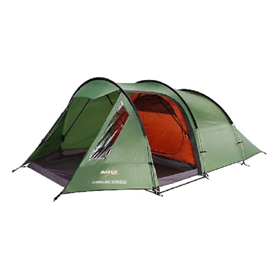 Vango Omega 450Xl With Tbs Ii - Cactus - 4 Person Tent (Om450Xl-J) Camping