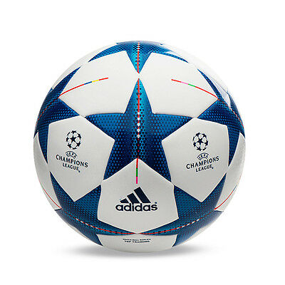 Adidas Finale 15 Top UEFA Champions League Football Soccer Ball S90233 Size 5