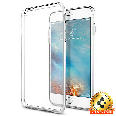 Spigen® Apple iPhone 6S Plus / 6 Plus [Liquid Crystal] Ultra Slim Clear TPU Case