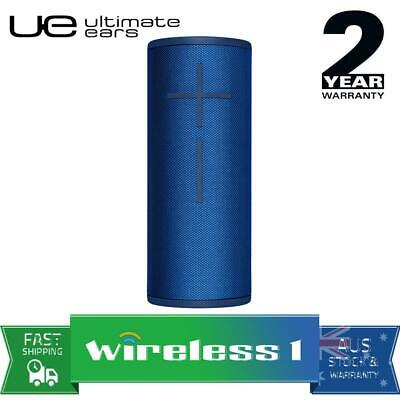 UE Ultimate Ears BOOM 3 Wireless Bluetooth Speakers Lagoon Blue