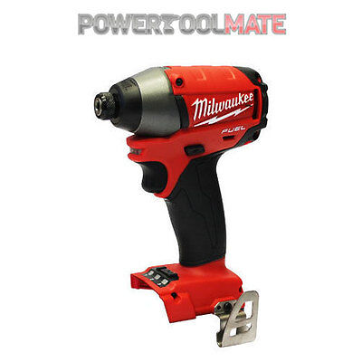 """Milwaukee M18CID 18V Fuel Brushless Impact Driver 1/4"""" Hex Body Only"""