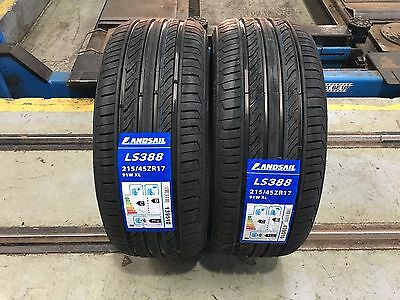 X2 215 45 17  215/45Zr17 91W Xl Three-A New Tyres Amazing With C,b Ratings Cheap