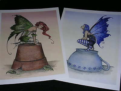 Amy Brown - Faery Helpers -  OUT OF PRINT