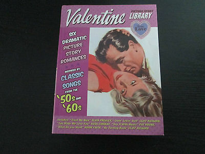 Valentine Musical Picture Story Book. Songs From The 50's & 60's. Valentine Gift