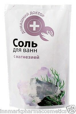 21749 Bath sea salt with magnesia calming & relaxing effect 500g Home Doctor