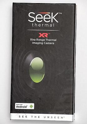 New Seek Thermal Imaging Camera XR Extended Range for Android (UT-AAA)