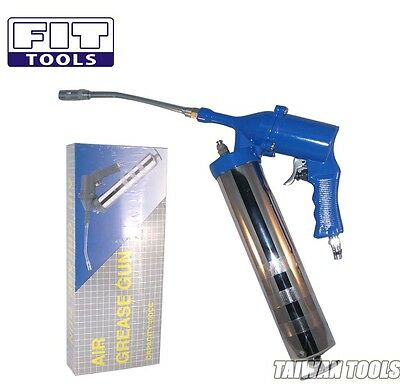 FIT TOOLS Taiwan Pro Pneumatic / Air Grease Gun / Greaser High Quality