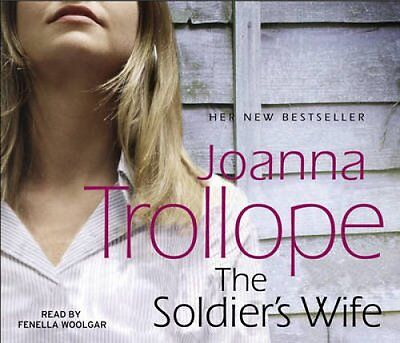 The Soldier's Wife by Joanna Trollope (CD-Audio, 2012)