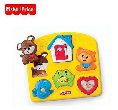 Activity Puzzle Fisher-Price Brilliant Basics New Toy for Kids Baby Toddler