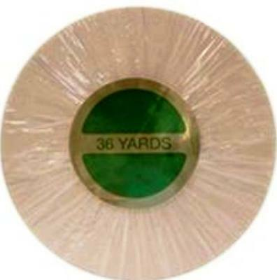 "1/2"" X 36 yards 3M #1522 Clear Tape Roll for Hairpiece,Wigs,Toupee."