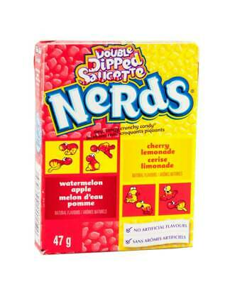 Nerds Double Dipped Wild Cherry - Apple Watermelone