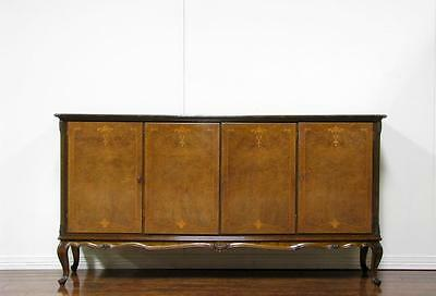 1556-2 : Large Italian Inlay Sideboard Cabinet Buffet