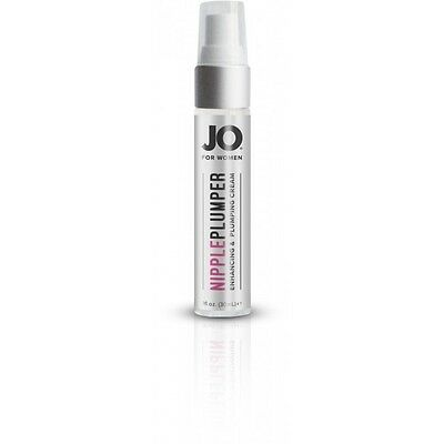 Jo nipple plumper increase nipple size and sensitivity instantly enhancing cream