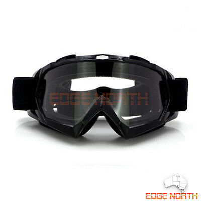 Motocross Snow Motorbike GOGGLES UV Protection Dirt Trail bike ATV adults