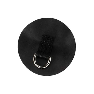 """Seattle Sports D-Ring Patches 10.2Cm / 4"""" - Black - (Spa-26115) Kayaking"""