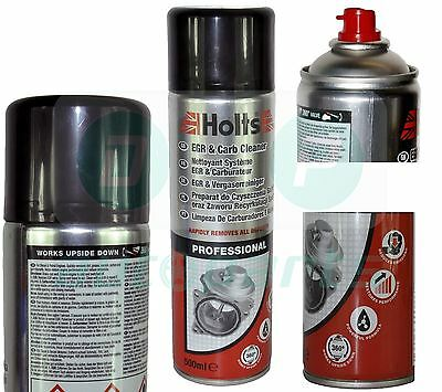 Holts EGR & Carb Cleaner 500ml - HMTN0201A