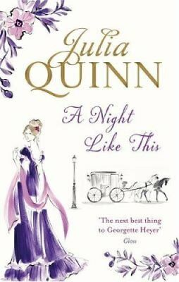 A Night Like This by Julia Quinn (Paperback, 2012)