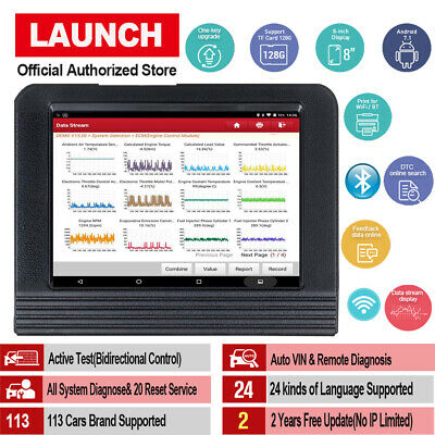 Launch X431 IV Master Car Diagnostic Tool Auto Scanner Free Update For Workshop