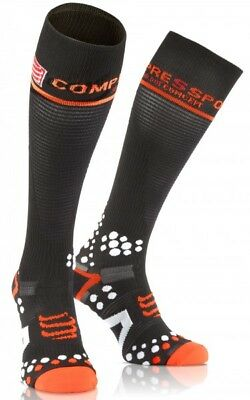 Compressport Full Sock V2.1 black. Neu!