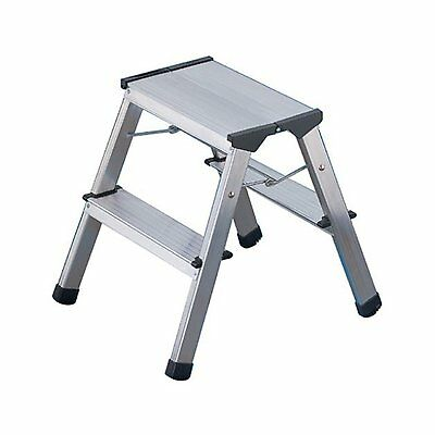Hailo L90 Kitchen and Household Aluminium Steps and Stool