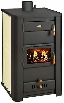 WoodBurning Stove Boiler Fireplace MultiFuel Log Burner Prity S3W21 DIFF.COLOR