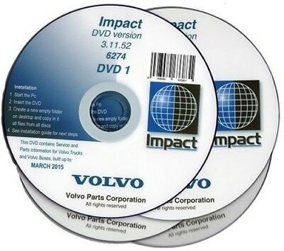 Volvo IMPACT 3.2015 Bus Trucks repair manuals & EPC