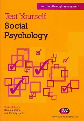 Test Yourself: Social Psychology: Learning Through Assessment by SAGE...