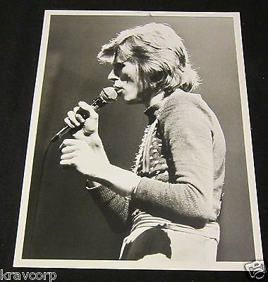 DAVID BOWIE--VINTAGE EARLY 1970s PHOTO