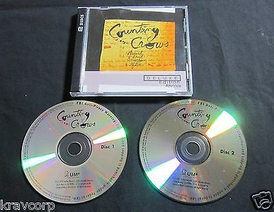 Counting Crows 'August & Everything After' 2007 Advance 2-Cd Reissue