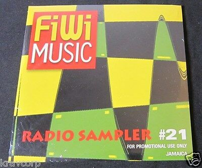 Nelly Furtado/jarvis Church 'Fiwi Music' 2002 Sampler Cd—Sealed