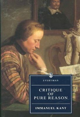 Kant: Critique of Pure Reason by Immanuel Kant (Paperback, 1993)