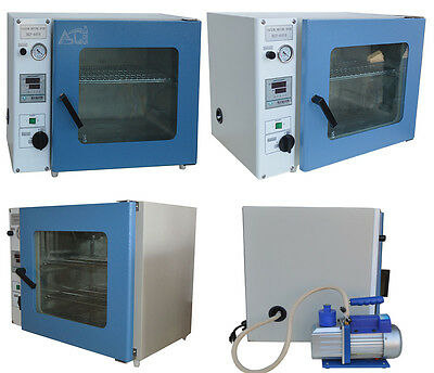 """0.9 Cu Ft Lab Digital Vacuum Drying Oven with chamber size of 12 x 12 x 11"""" 110V"""
