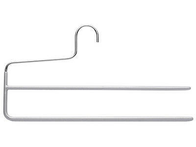 NEW Mawa Silver Double Trouser Hanger
