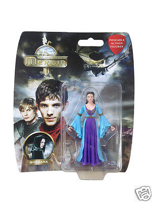 The Adventures of Merlin 3.75 inch Action Figure - Morgana - NEW
