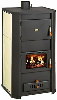 WoodBurning Stove Boiler Multi Solid Fuel Fireplace Prity WD W29 DIFFERENT COLOR