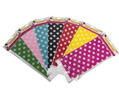 Polka Dot Plastic Table Cover Cloth Disposable Party Tablecloth Covers Cloths