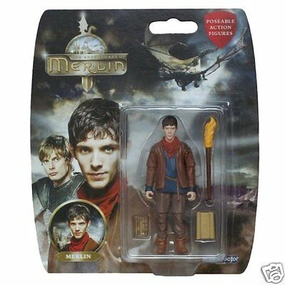 The Adventures of Merlin 3.75 inch Action Figure - Merlin