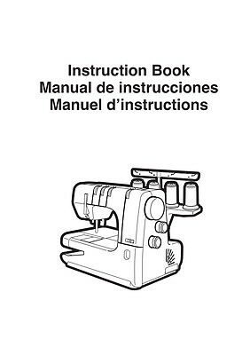 Janome decor excel 5018 * choice: instructions or service manual.